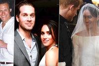 """Expartneři vévodkyně Meghan """"řádí"""": Po její svatbě to roztočili!"""