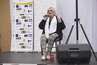 Zpěvačka Naďa Urbánková: Rapl ji upoutal na invalidní vozík!