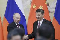 Putin si v Pegingu vychvaloval vztahy s Čínou. Zato hnutí MeToo je mu proti srsti