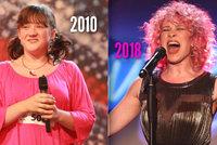 Růžová favoritka SuperStar Tereza Anna Mašková: Před osmi lety měla nadváhu a culíky!