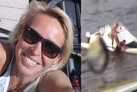 """Tonoucí lovce kešek zachránila máma dvou dětí. Martina (35): """"Nepřemýšlela jsem, šlo o život"""""""