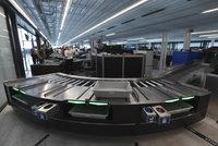 Pražské letiště otevřelo novou bezpečnostní kontrolu za 200 milionů. Odbaví 2500 lidí za hodinu