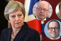 """Britští ministři tajně vyjednávají s odpůrci brexitu. Má Mayová ve vládě """"zrádce""""?"""