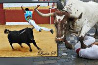Obětoval život za kamaráda: Španělského tanečníka s býky (†27) rozsápalo rozzuřené zvíře