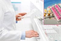 Chybí léky na tlak i na kašel: Může za to nelegální přeprodávání, tvrdí lékárníci