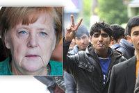 Ťafka pro Merkelovou: Kvůli migrantům dostala ultimátum, krizi musí vyřešit do června