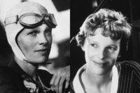 Byla první ženou, která přeletěla Atlantik. Pak záhadně zmizela