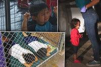 500 dětí z klecí je u rodičů. V USA na ně vybrali miliony, Trump mluví o srdci