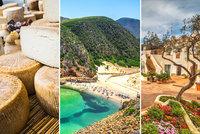 Sardinie: Ostrov pastýřů, gurmánských zážitků, pohádkových pláží i míst pro skutečný relax