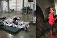 Vrátí malé děti migrantům? Aktivisté v USA varují před potížemi a čekají prodlení