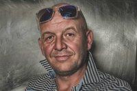 Herec a vášnivý golfista Pavel Nečas (52): Nejprve svatba, pak láska...