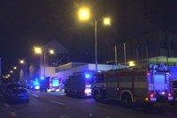 Sebevražda v metru: Muž (†61) ve stanici Pražského povstání skočil pod vlak