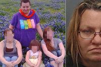 Matka znásilňovala dceru (8), natáčela to na video a pak ji chtěla prodat k sexu za 2200 Kč
