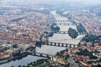 """V Praze přibývá lidí hlavně díky """"náplavám"""". Polovina z nich jsou cizinci"""