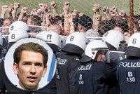 Rakušané kvůli sporu v Německu cvičí zadržování migrantů. Ve střehu je i Česko