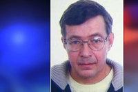 Pátrání po Petrovi (65) z Prahy: Odešel do práce, domů se nevrátil