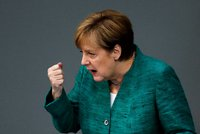 """Konec EU kvůli migraci? Tak to vidí Merkelová, mluví o """"koalici ochotných"""""""