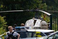 """Po pařížském """"Kajínkovi"""" pátrá 2900 policistů. Z vězení unikl vrtulníkem"""