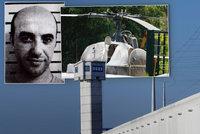 Pařížský Kajínek? Fikaný lupič zmizel z vězení helikoptérou. Minule použil výbušninu
