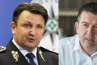 Hamáček chce pro policisty vyšší platy a méně ojetá auta. Kdy nahradí Tuhý Klausovou?