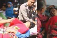 Ženu v Indonésii smetlo moře: Po 18 měsících ji našli živou na pláži!
