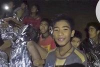 Babiš už čeká jen na pokyn z Thajska. Na záchranu chlapců z jeskyně je nový plán
