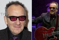 Elvis Costello zrušil turné: Po operaci nádoru stále není ve formě