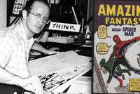 """Zemřel známý kreslíř Marvelu: Tělo """"otce Spidermana"""" našli až po několika dnech"""