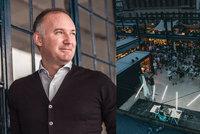 Architekt Martin Barry z New Yorku pomáhá zlepšovat Prahu. Zakladatel marketu Manifesto chystá nové projekty