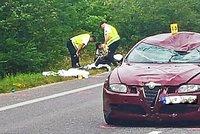 Lásku zabila tragédie: Petra (†46) a Andreu srazila z kol mladá řidička