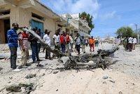 Teroristé zaútočili na palác prezidenta. Policisté je v Somálsku postříleli