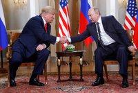 Putin prý navrhl Trumpovi prodloužení dohody z Prahy. Týká se jaderných zbraní