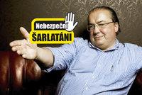 Šarlatán Jan Šula: Nabízel vodičky proti plešatosti, dokud mu neprořídly vlasy