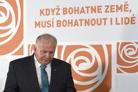 Exministr Krčál opisoval i při diplomce. Srovnání úvodu s bakalářkou neuvěříte