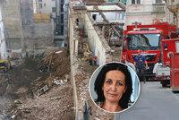 """""""Zkrvavený muž vyskočil z okna, všude byl prach."""" Manželka herce Soukupa popsala tragédii v centru Prahy"""