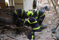 Rozbořenou budovu v centru Prahy si převzala stavební firma. Policie případ dál vyšetřuje