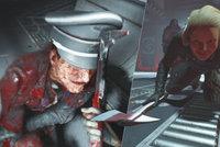 Zvracející a močící Hitler i mrzačení nácků opět baví. Recenze Wolfenstein II: The New Colossus pro Switch