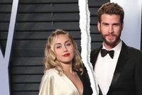 Drsný rozchod Miley Cyrus! Zpěvačka spáchala virtuální sebevraždu