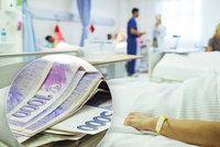 Zvyšte platy o 10 procent, žádají zdravotnické odbory. Vyhlásily stávkovou pohotovost