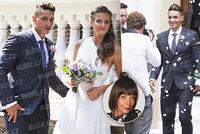 Utajená veselka Plíškové a Hrdličky očima Františky: Svatební smeč!