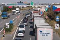 Doprava na D1 opět kolabovala: Kolona dosahovala bezmála 30 kilometrů!