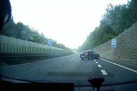 Policie už ví, kdo je silniční pirát z Liberecka: Muž (32) se přihlásil sám