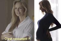 Sklenaříková (46) těsně před porodem: V supermarketu si musela sednout na zem! Prozradila pohlaví miminka