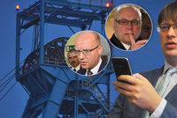"""Sobotku """"dohnala"""" privatizace OKD. Komise podá trestní oznámení na exministry i Bakalu"""