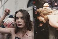 První odhalila prsa, natočili o ní film. Femen truchlí nad smrtí Oksany