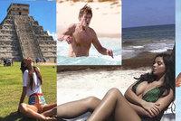 Dovolenkový ráj slavných: Kam jezdí celebrity za skvělým jídlem a nádhernými plážemi?
