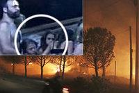 Dcery (9) hledal v márnici, pak je spatřil živé na záběru v TV. Zoufalý Řek pátrá po dvojčatech