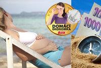 Cestování v 8. měsíci těhotenství? Zlomenou ruku vám pojišťovna proplatí, porod ne
