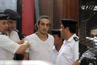 75 trestů smrti. Krutý rozsudek hrozí i prominentnímu fotoreportérovi z Egypta