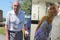 Babiš bere rodinu do Řecka, Zeman i Ovčáček mají také volno. Hamáček byl na Sardinii